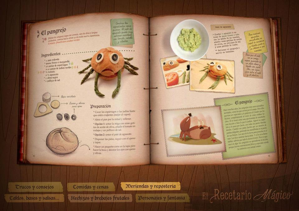 Recetas De Cocina Originales Para Ninos