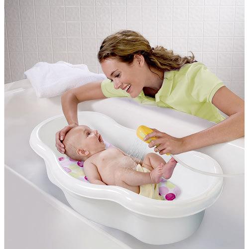 Toalla para el ba o del beb edukame for Articulos del bano