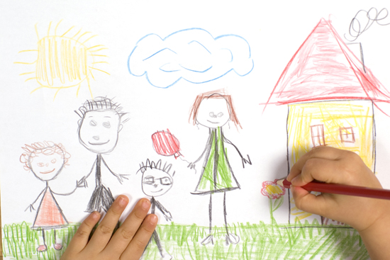 Los Dibujos De Los Ninos De 3 A 6 Anos