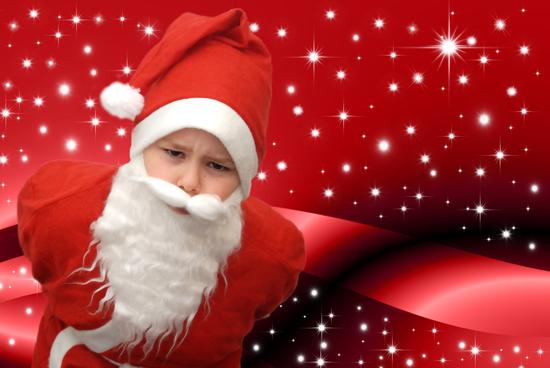 Disfraces Para La Fiesta De Navidad Del Cole Edukame - Disfraces-de-nios-de-navidad