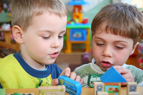 Spielverhalten Kinder