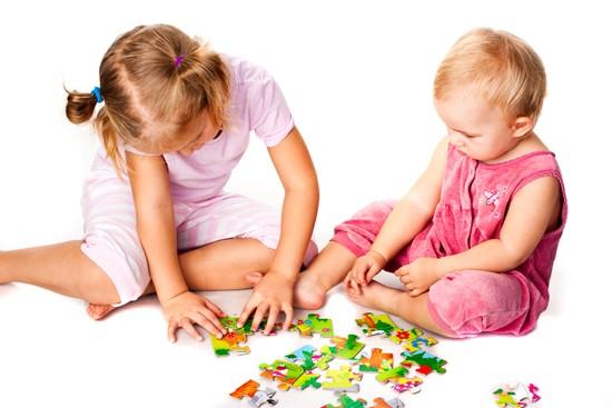 Hacer puzles una actividad l dica y pedag gica edukame - Puzzles para ninos pequenos ...