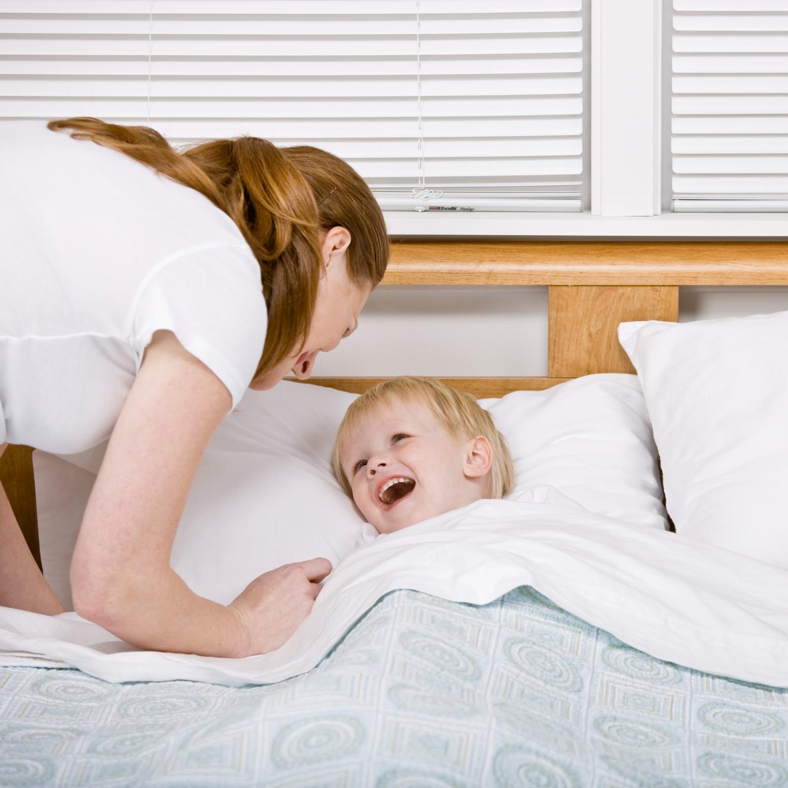 rutina diaria para una madre soltera