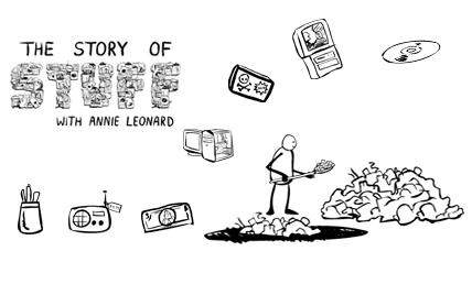 "the story of stuff by annie leonard The video was created by annie leonard mr zuber argued before the missoula county school board that the way in which ""the story of stuff"" was."