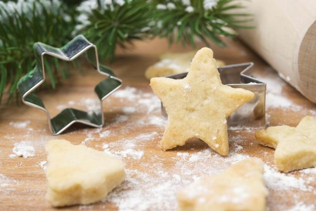 galletas estrella
