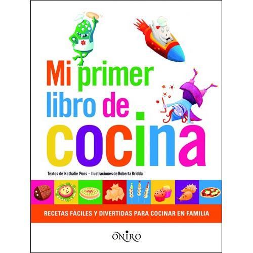 Mi primer libro de cocina edukame for Los mejores libros de cocina