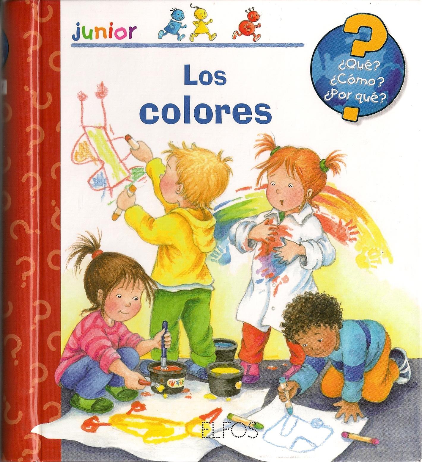Los colores | Edúkame