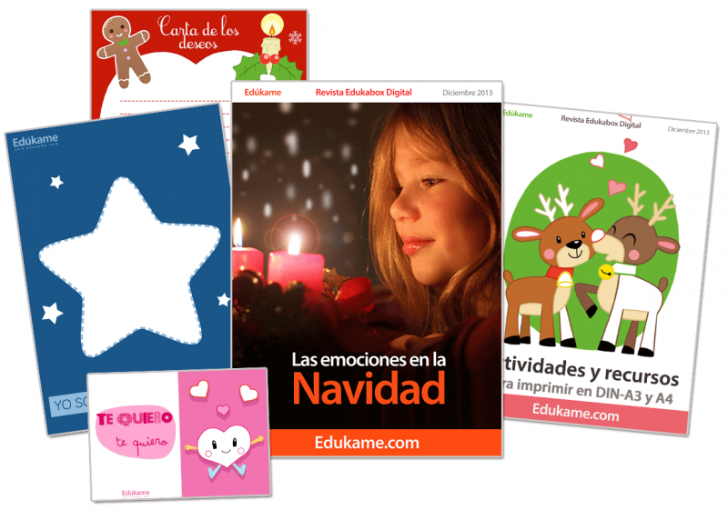 contenidos revista Las emociones en la Navidad