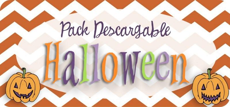 Pack descargable para Halloween