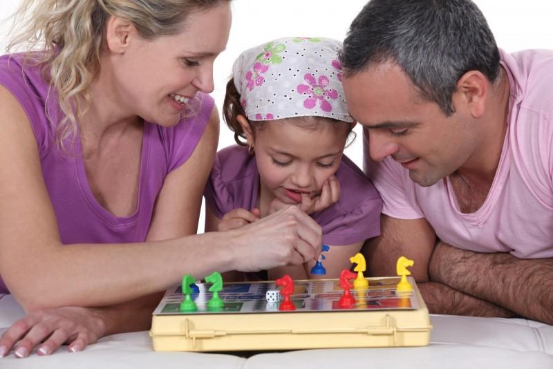 Diez Beneficios Del Juego Para Las Relaciones Familiares Edukame