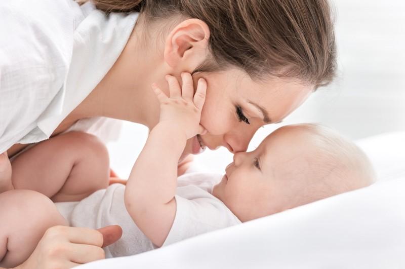 Desarrollo de los bebes a los 3 meses
