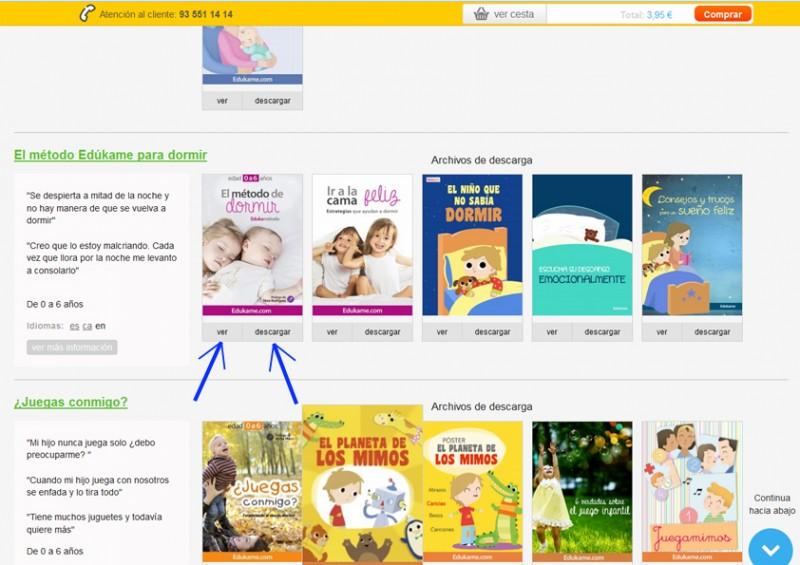 ejemplo pagina recursos