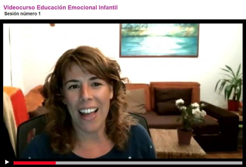 Curso Educación emocional infantil