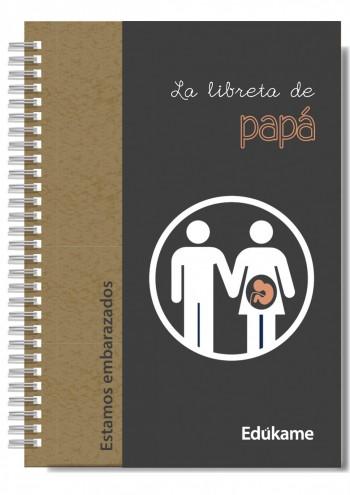 La libreta de papá durante el embarazo