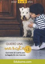 """Guía educativa """"Quiero una mascota v.1"""""""