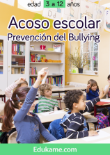 Guía educativa Acoso escolar