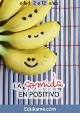 """Guía educativa """"La comida en positivo"""""""