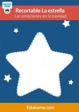 """Imprimible """"La estrella"""""""