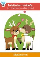 Felicitación navideña (versión gratuita)