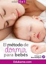 Guía educativa El método de dormir para bebés