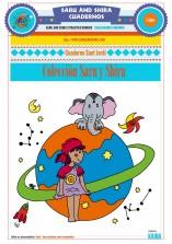 Colección cuadernos Saru y Shira 3 años
