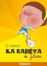 Cuento ebook La Rabieta de Julieta