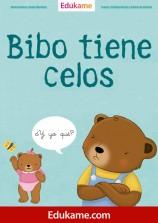 """Cuento """"Bibo tiene celos"""""""