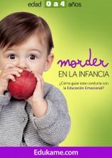 """Guía educativa """"Morder en la infancia"""""""