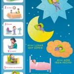 Un póster para potenciar el hábito del sueño