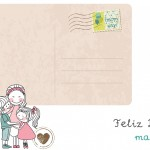 Una postal para mamá