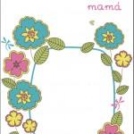 Una manualidad para el Día de la madre