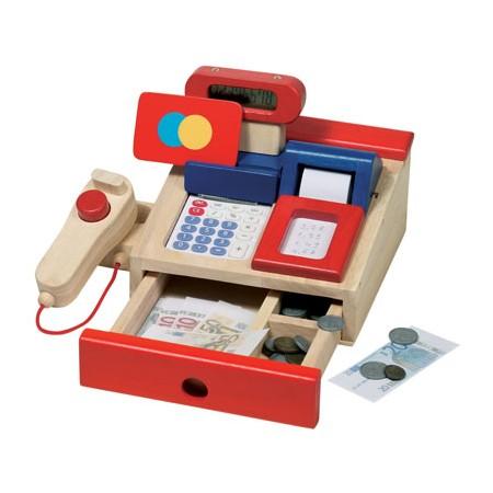 Caja registradora moderna ed kame - Caja registradora juguete ...