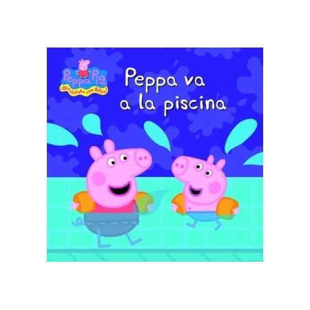Peppa pig peppa va a la piscina edukame - Peppa pig piscina ...