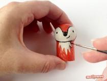 Crea tus propios muñecos con un tapón de corcho