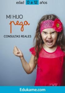 Guía educativa Mi hijo pega: Consultas reales