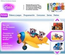 Clan, el portal de RTVE para los más pequeños