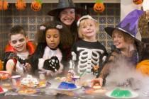 Noche de Halloween, organiza una fiesta con tus hijos