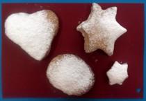 Receta de galletas de Navidad