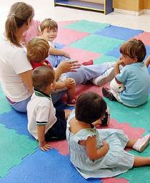 Cómo se siente el niño frente al inicio de la escuela infantil