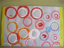 Manualidad: carpeta para guardar láminas de plástica