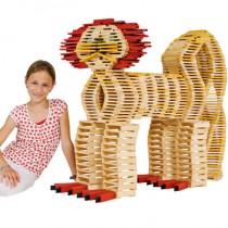 Kapla, juego de madera educativo para toda la familia