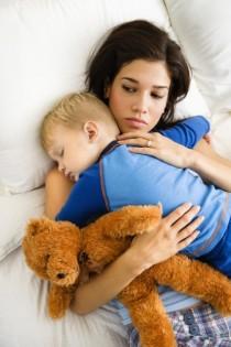 Me siento mal cuando tengo que separarme de mi hijo