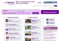 Mitbaby, una red social de recomendaciones para salir con niños