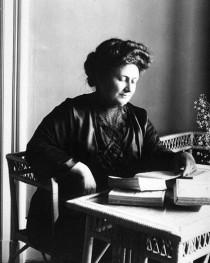 María Montessori, autora de un gran método pedagógico