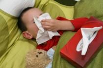 ¿Por qué son tan frecuentes los catarros en los niños?
