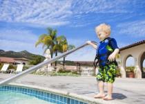 Precauciones a tomar en la piscina