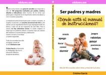 2ª edición del libro de Edukame: Ser padres y madres ¿Dónde está el manual de instrucciones?