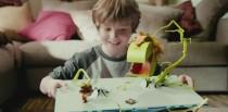 Cuentos infantiles que cobran vida con la realidad aumentada