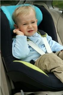 Medidas de seguridad en el automóvil
