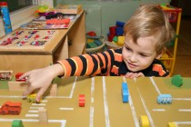 Educación vial en la infancia